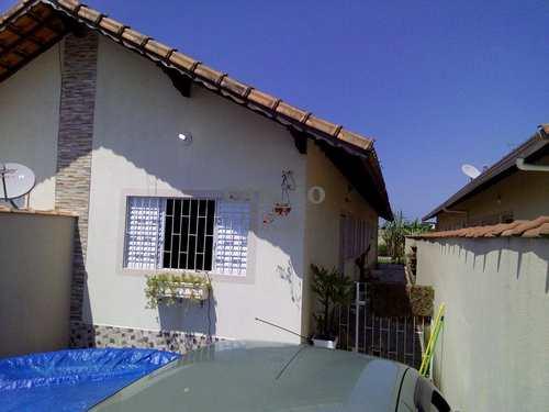 Casa, código 352007 em Mongaguá, bairro Vila Seabra