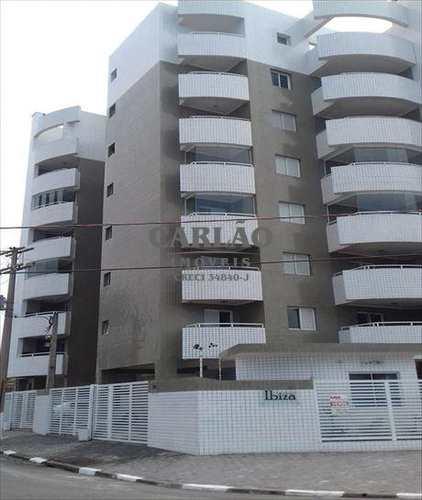 Apartamento, código 352021 em Mongaguá, bairro Vila São Paulo