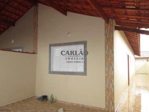 Casa, código 352025 em Mongaguá, bairro Balneário Itaguai