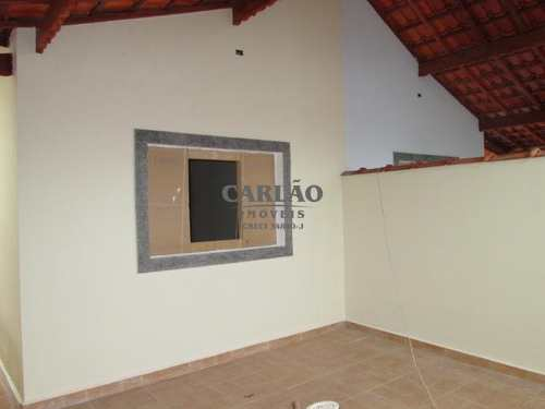 Casa, código 352026 em Mongaguá, bairro Balneário Itaguai