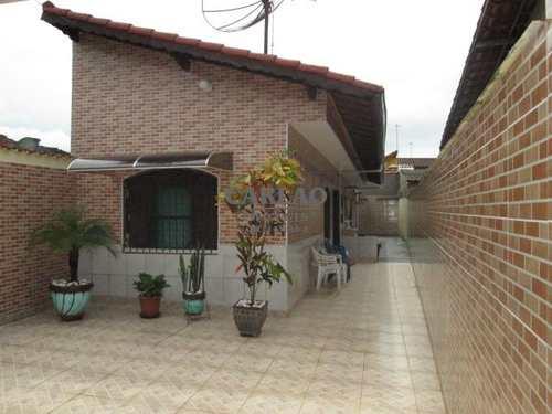 Casa, código 352029 em Mongaguá, bairro Balneário Itaguai