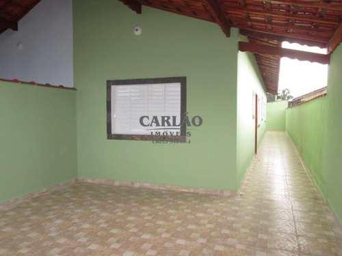 Casa, código 352030 em Mongaguá, bairro Balneário Plataforma