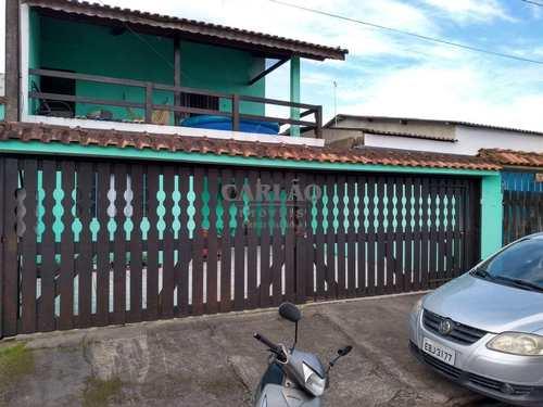 Sobrado, código 352033 em Mongaguá, bairro Vila Vera Cruz