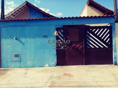 Casa, código 352037 em Mongaguá, bairro Balneário Flórida Mirim