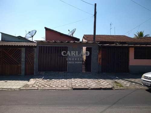 Casa, código 352038 em Mongaguá, bairro Balneário Jussara