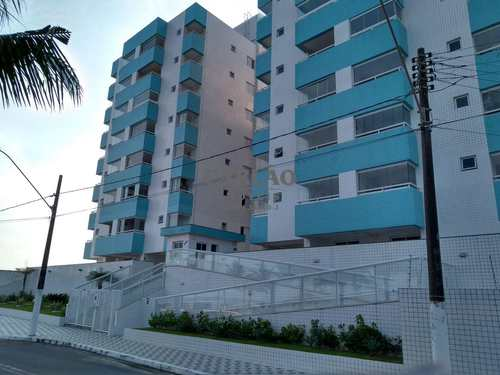 Apartamento, código 352039 em Mongaguá, bairro Vila Vera Cruz