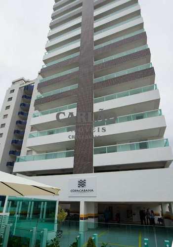 Apartamento, código 352042 em Mongaguá, bairro Vila Atlântica