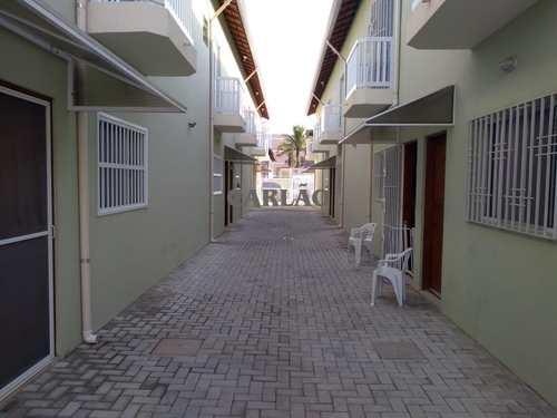 Sobrado de Condomínio, código 352048 em Mongaguá, bairro Vila Atlântica