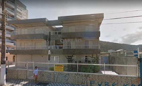 Apartamento, código 352049 em Mongaguá, bairro Centro