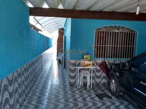Casa, código 352053 em Mongaguá, bairro Balneário Itaóca