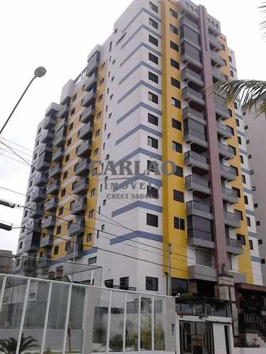Apartamento, código 352055 em Mongaguá, bairro Centro