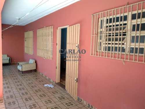Casa, código 352057 em Mongaguá, bairro Balneário Itaóca