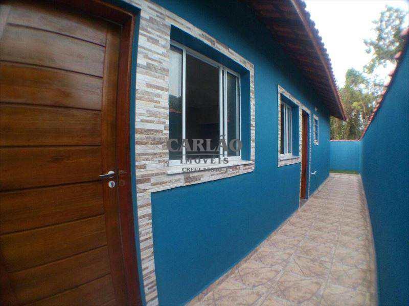 Casa em Itanhaém, bairro Jardim Tropical
