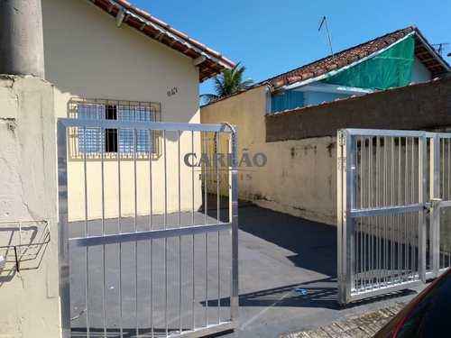 Casa, código 352061 em Mongaguá, bairro Balneário Itaóca