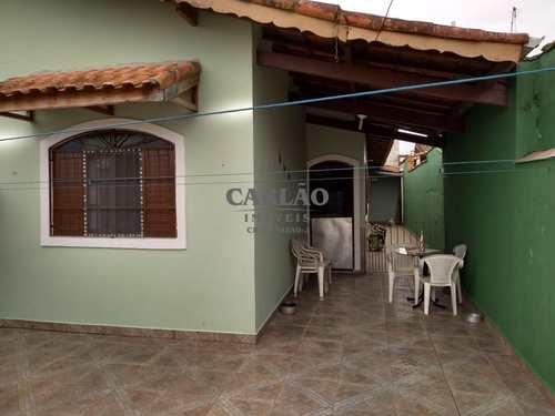 Casa, código 352062 em Mongaguá, bairro Balneário Flórida Mirim