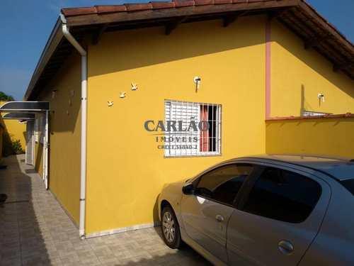 Casa, código 352063 em Mongaguá, bairro Balneário Santa Eugênia