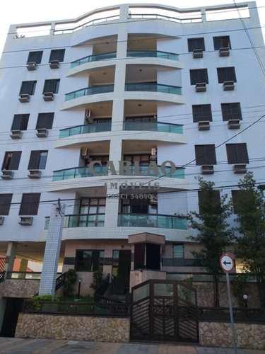 Apartamento, código 352067 em Mongaguá, bairro Centro