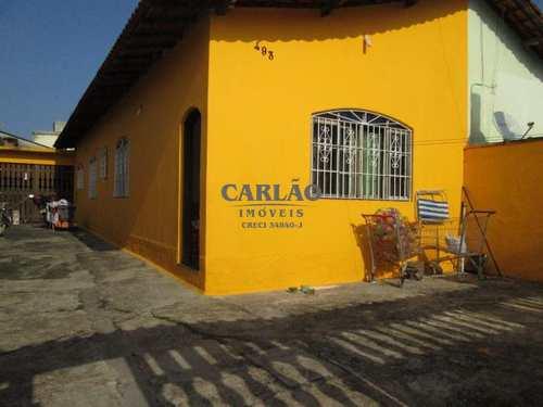 Casa, código 352070 em Mongaguá, bairro Balneário Itaguai