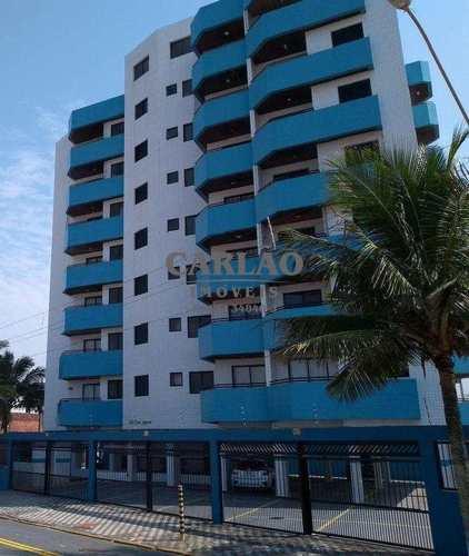 Apartamento, código 352072 em Mongaguá, bairro Agenor de Campos