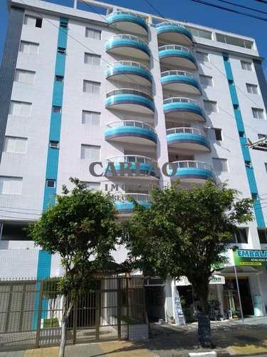 Apartamento, código 352078 em Mongaguá, bairro Centro