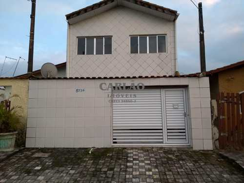 Casa, código 352080 em Mongaguá, bairro Balneário Jussara