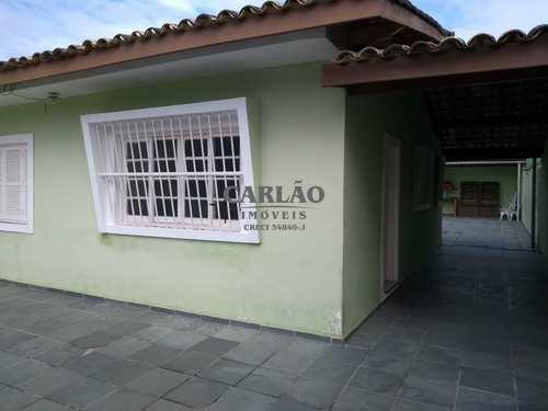 Casa, código 352081 em Mongaguá, bairro Itaóca