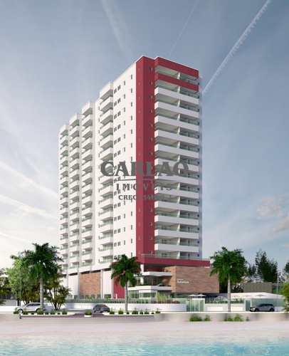 Apartamento, código 352082 em Praia Grande, bairro Flórida