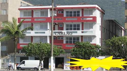 Apartamento, código 352084 em Mongaguá, bairro Centro