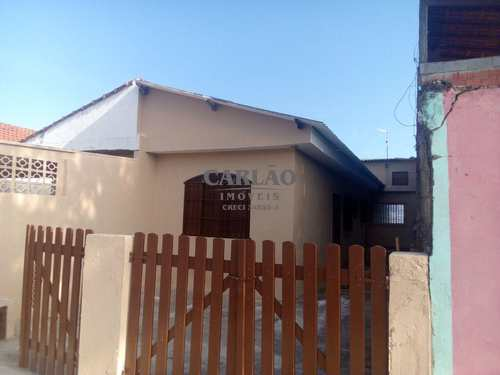 Casa, código 352086 em Mongaguá, bairro Jardim Leonor