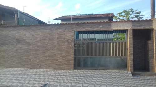 Sobrado, código 352088 em Mongaguá, bairro Balneário Flórida Mirim