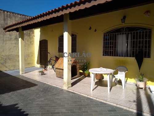 Casa, código 352089 em Mongaguá, bairro Balneário Itaóca