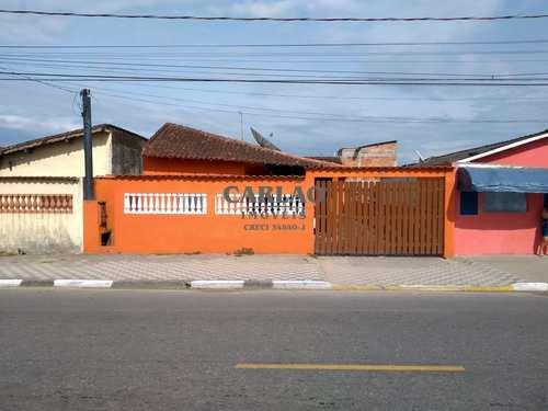 Casa, código 352091 em Mongaguá, bairro Agenor de Campos