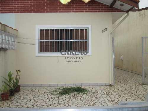 Casa, código 352094 em Mongaguá, bairro Agenor de Campos