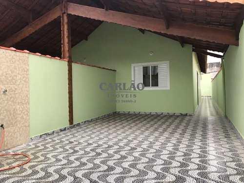 Casa, código 352095 em Mongaguá, bairro Agenor de Campos