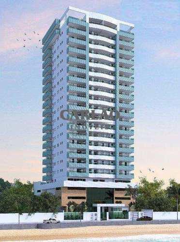 Apartamento, código 352098 em Mongaguá, bairro Centro