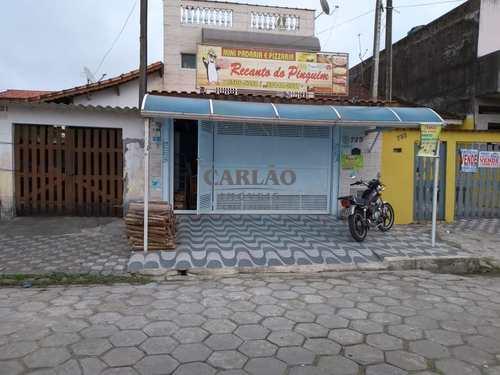 Sobrado, código 352100 em Mongaguá, bairro Balneário Jussara