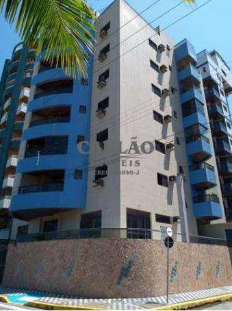 Apartamento, código 352101 em Mongaguá, bairro Centro