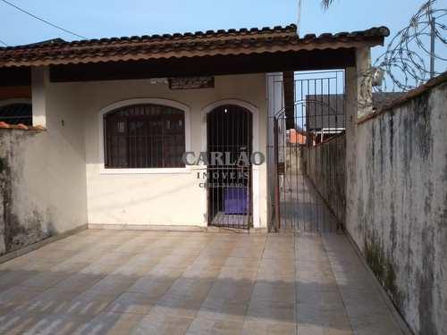 Casa, código 352104 em Mongaguá, bairro Balneário Jussara