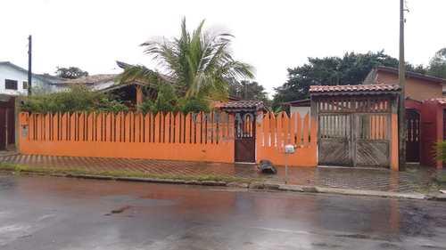 Casa, código 352108 em Mongaguá, bairro Balneário Flórida Mirim