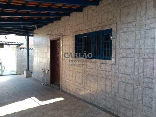 Casa, código 352114 em Mongaguá, bairro Balneário Itaguai