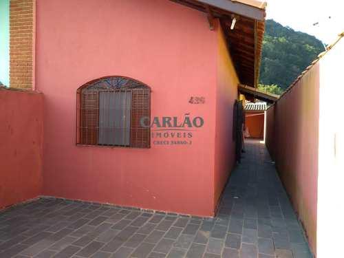 Casa, código 352115 em Mongaguá, bairro Balneário Itaóca