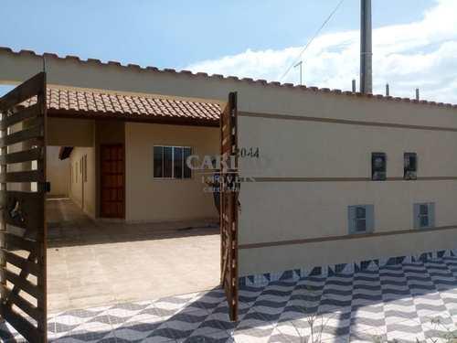 Casa, código 352117 em Mongaguá, bairro Balneário Regina Maria