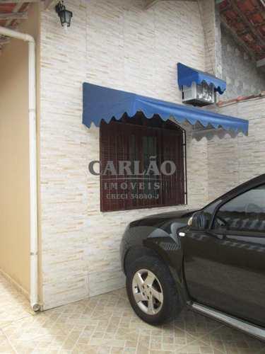 Casa, código 352122 em Mongaguá, bairro Balneário Santa Eugênia