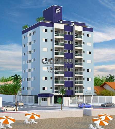 Apartamento, código 352129 em Mongaguá, bairro Vera Cruz