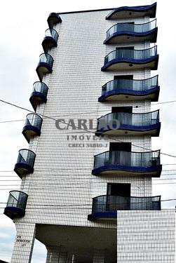 Apartamento, código 352134 em Mongaguá, bairro Balneário Santa Eugênia
