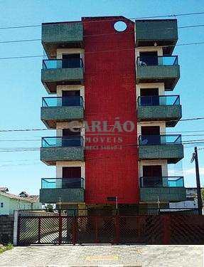 Apartamento, código 352136 em Mongaguá, bairro Agenor de Campos