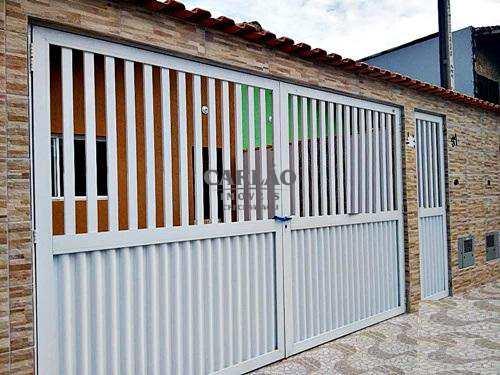Casa, código 352138 em Mongaguá, bairro Vila Anhanguera