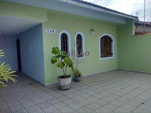 Casa, código 352139 em Mongaguá, bairro Vila São Paulo