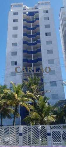 Apartamento, código 352141 em Mongaguá, bairro Vila Atlântica