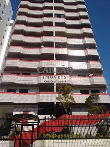 Apartamento, código 352143 em Mongaguá, bairro Centro